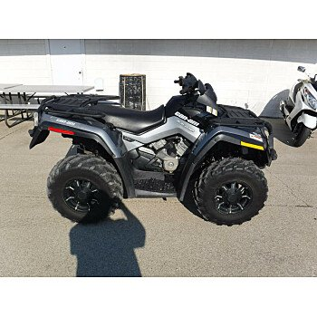 2011 Can-Am Outlander 650 for sale 200799702