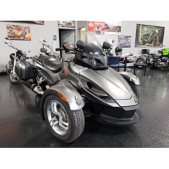 2011 Can-Am Spyder RS for sale 200688017