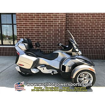 2011 Can-Am Spyder RT for sale 200636610
