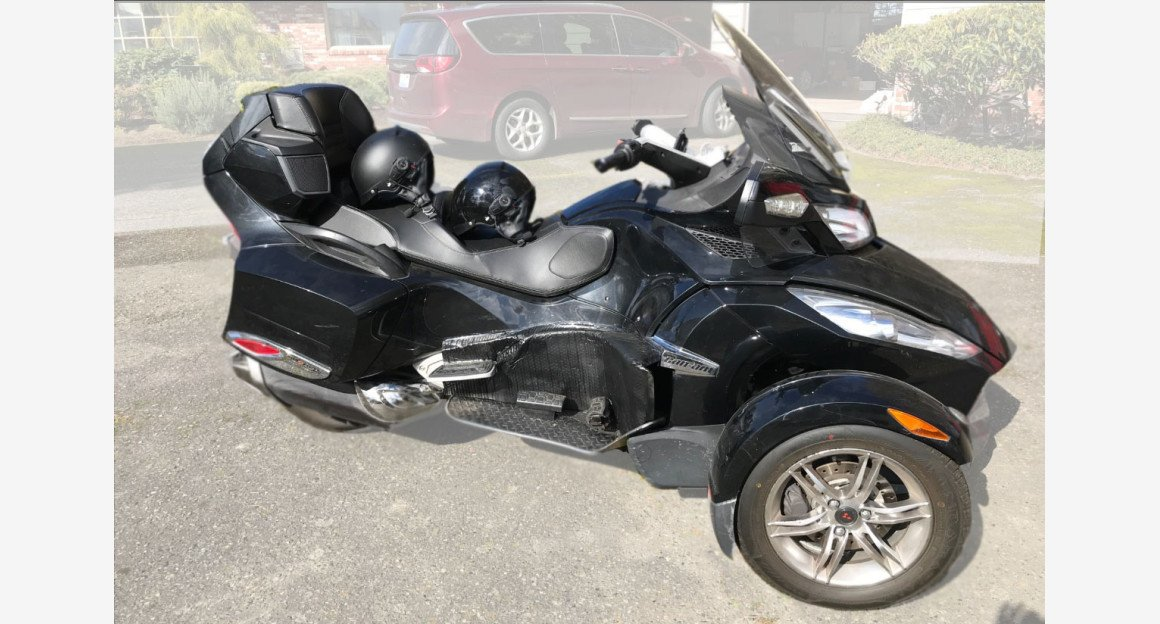 2011 Can-Am Spyder RT-S for sale 200555328