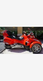 2011 Can-Am Spyder RT-S for sale 200570473