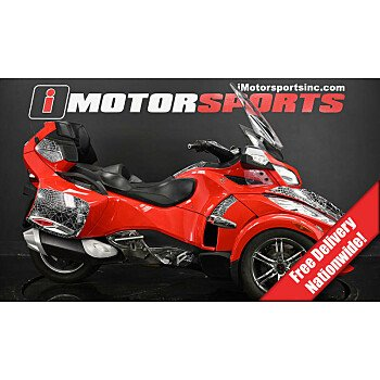 2011 Can-Am Spyder RT-S for sale 200737273