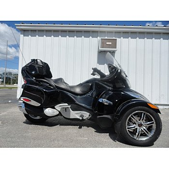 2011 Can-Am Spyder RT-S for sale 200811988