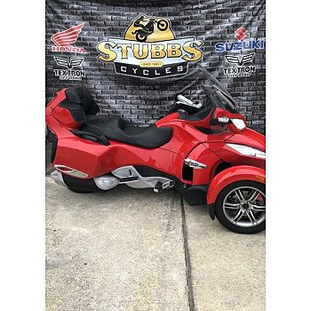 2011 Can-Am Spyder RT for sale 200651874