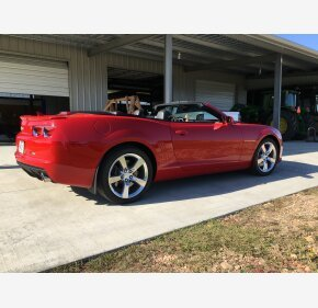 2011 Chevrolet Camaro SS Convertible for sale 100971101