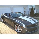2011 Chevrolet Camaro SS Convertible for sale 100759484