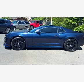 2011 Chevrolet Camaro SS Coupe for sale 100762710