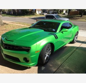 2011 Chevrolet Camaro SS Coupe for sale 100784070