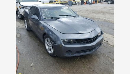 2011 Chevrolet Camaro LT Coupe for sale 101065825