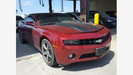 2011 Chevrolet Camaro LT Coupe for sale 101066255