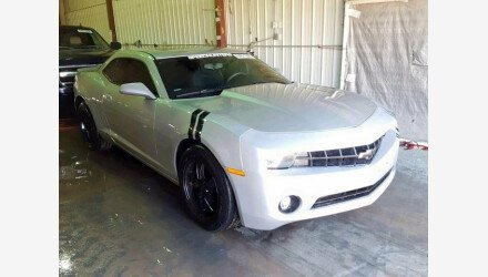 2011 Chevrolet Camaro LT Coupe for sale 101066262