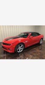 2011 Chevrolet Camaro SS Convertible for sale 101104137