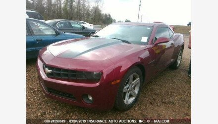 2011 Chevrolet Camaro LT Coupe for sale 101104713