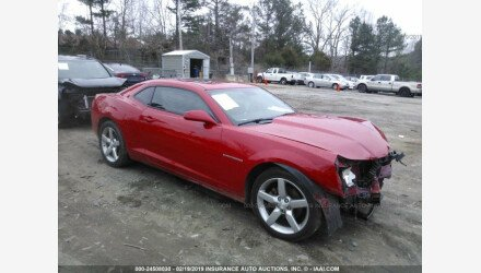 2011 Chevrolet Camaro LT Coupe for sale 101109140