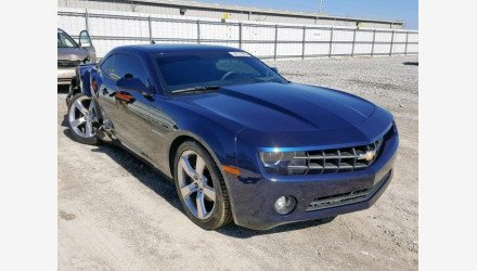 2011 Chevrolet Camaro LT Coupe for sale 101110817
