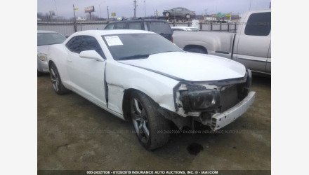 2011 Chevrolet Camaro SS Coupe for sale 101111255