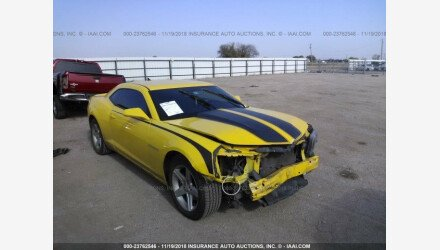 2011 Chevrolet Camaro LT Coupe for sale 101124777