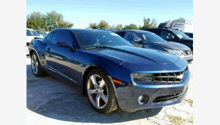 2011 Chevrolet Camaro LT Coupe for sale 101125705