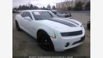 2011 Chevrolet Camaro LT Coupe for sale 101125921