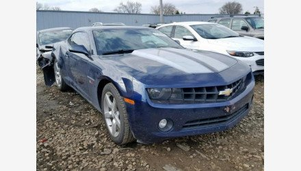 2011 Chevrolet Camaro LT Coupe for sale 101126312