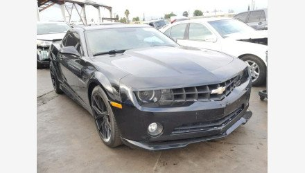 2011 Chevrolet Camaro LT Coupe for sale 101127705