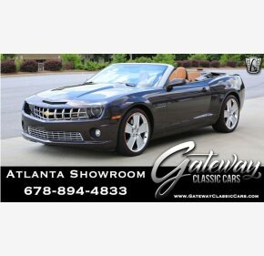 2011 Chevrolet Camaro SS Convertible for sale 101161514
