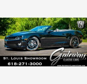 2011 Chevrolet Camaro SS Convertible for sale 101180579