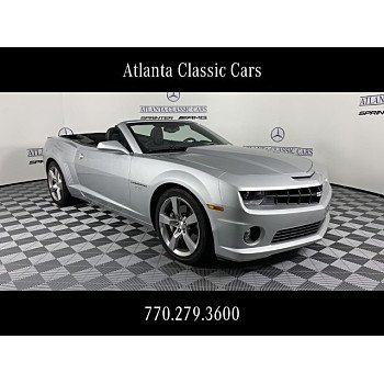 2011 Chevrolet Camaro SS Convertible for sale 101191122