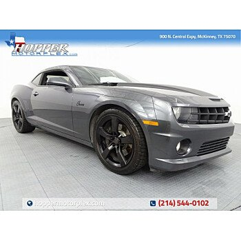 2011 Chevrolet Camaro SS Coupe for sale 101215713