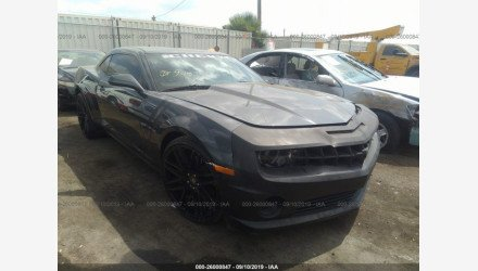 2011 Chevrolet Camaro SS Coupe for sale 101218127