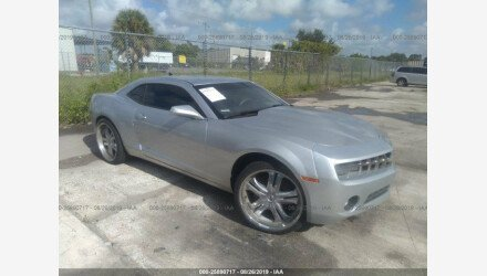 2011 Chevrolet Camaro LT Coupe for sale 101220915