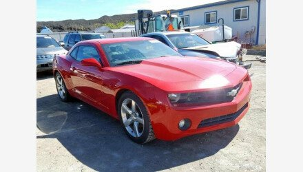 2011 Chevrolet Camaro LT Coupe for sale 101222190