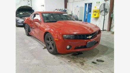 2011 Chevrolet Camaro LT Coupe for sale 101222255
