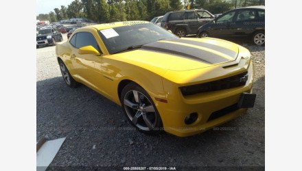 2011 Chevrolet Camaro SS Coupe for sale 101222395