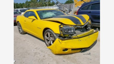 2011 Chevrolet Camaro LT Coupe for sale 101223768