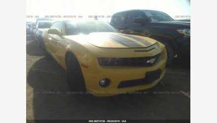 2011 Chevrolet Camaro SS Coupe for sale 101226153