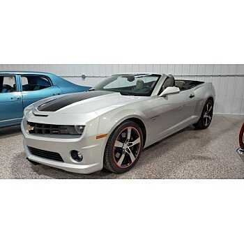 2011 Chevrolet Camaro SS Convertible for sale 101226226