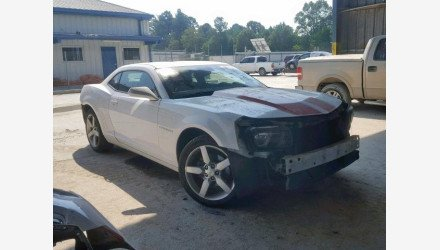 2011 Chevrolet Camaro LT Coupe for sale 101232498
