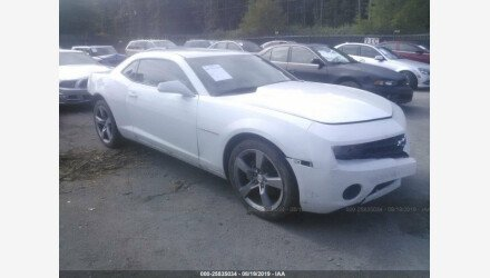 2011 Chevrolet Camaro LS Coupe for sale 101233985
