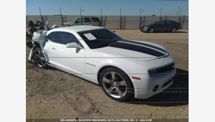 2011 Chevrolet Camaro LT Coupe for sale 101234835