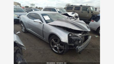 2011 Chevrolet Camaro SS Coupe for sale 101234871