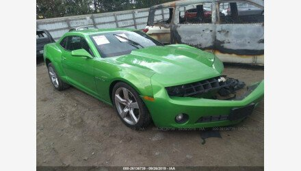2011 Chevrolet Camaro LT Coupe for sale 101235755