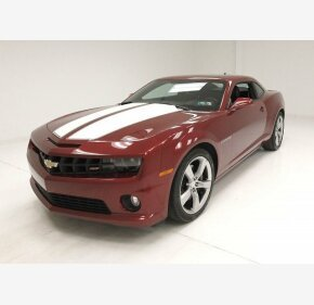 2011 Chevrolet Camaro SS Coupe for sale 101237062