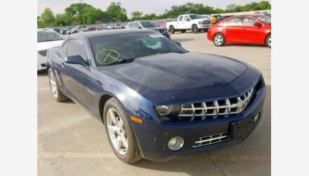 2011 Chevrolet Camaro LT Coupe for sale 101237528