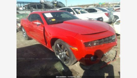 2011 Chevrolet Camaro LT Coupe for sale 101247616