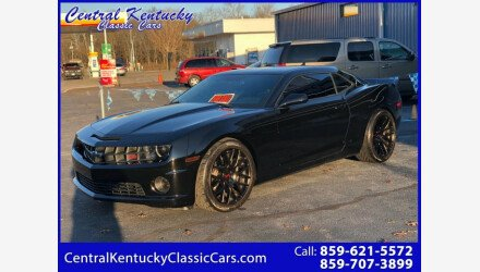 2011 Chevrolet Camaro SS Coupe for sale 101249611