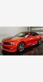 2011 Chevrolet Camaro SS Convertible for sale 101252494