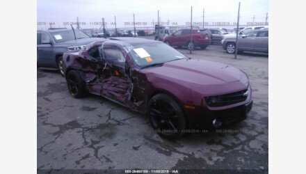 2011 Chevrolet Camaro LT Coupe for sale 101253975
