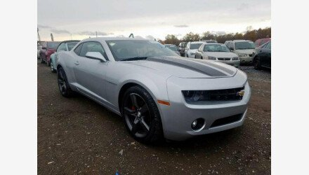 2011 Chevrolet Camaro LT Coupe for sale 101265607