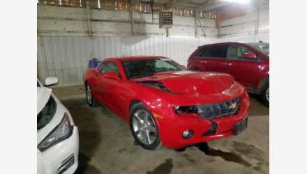 2011 Chevrolet Camaro LT Coupe for sale 101266388